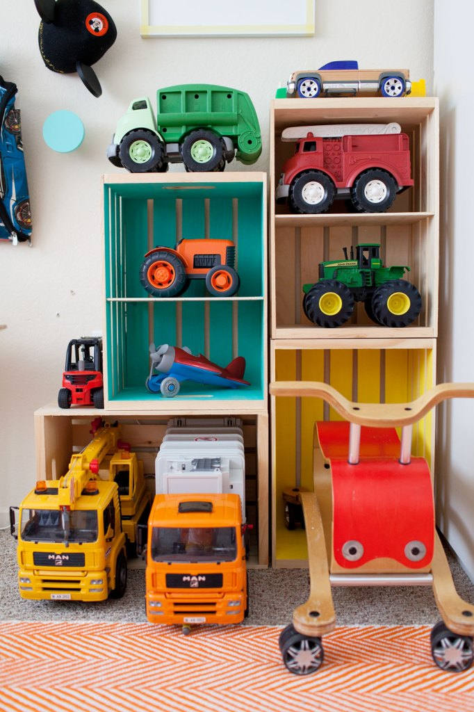 Diy Cars and Truck Toys for Toddlers