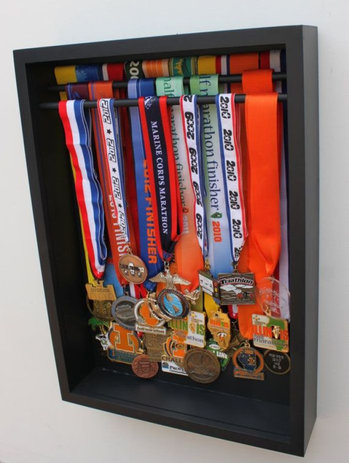 Do It Yourself Medal Display Cases