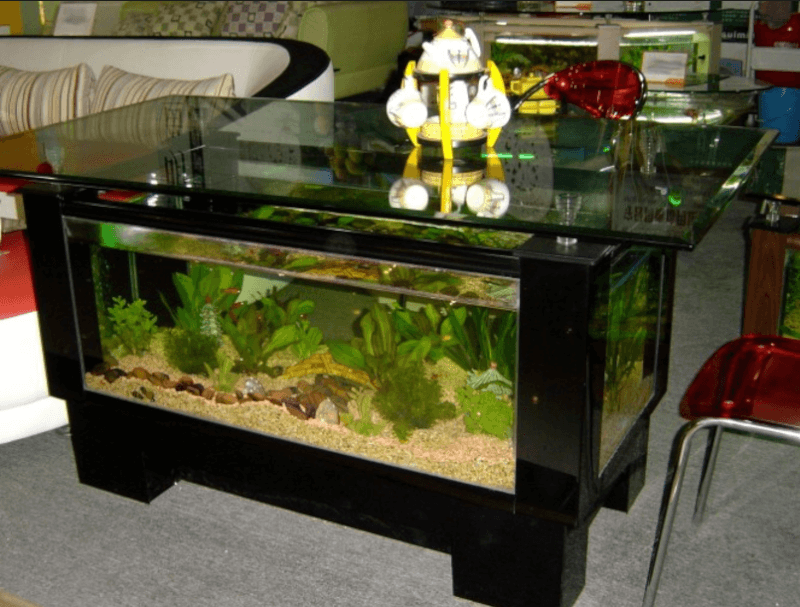 18 Best Aquarium Furniture With Fish Tank Stand Ideas