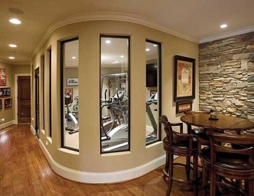 Manly Design Recreational Room Ideas