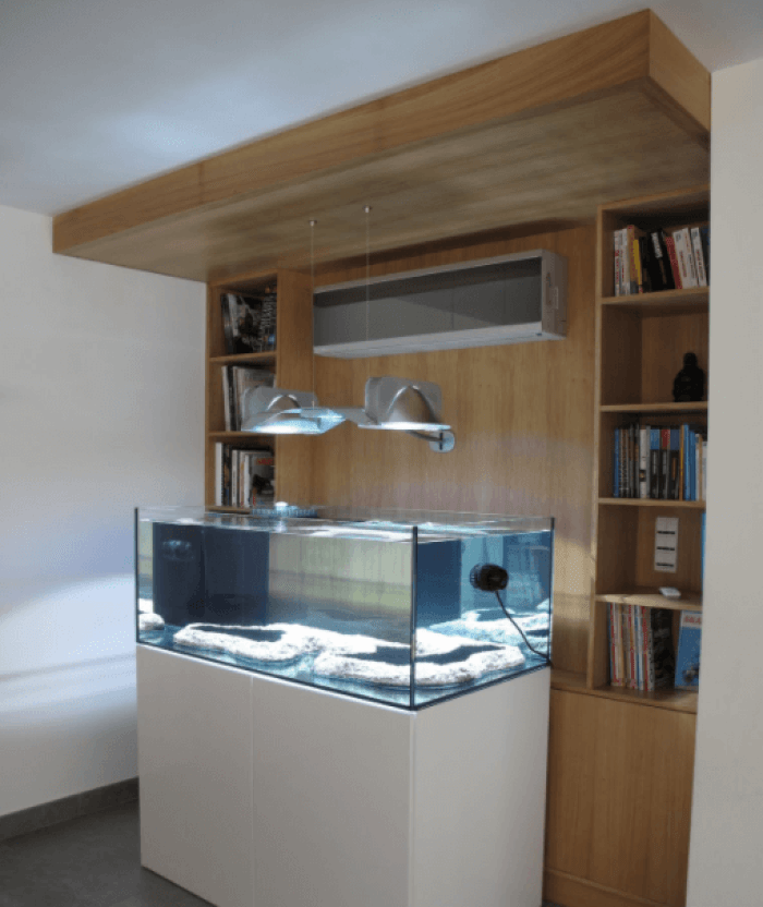 Modern Aquarium Stand Ideas