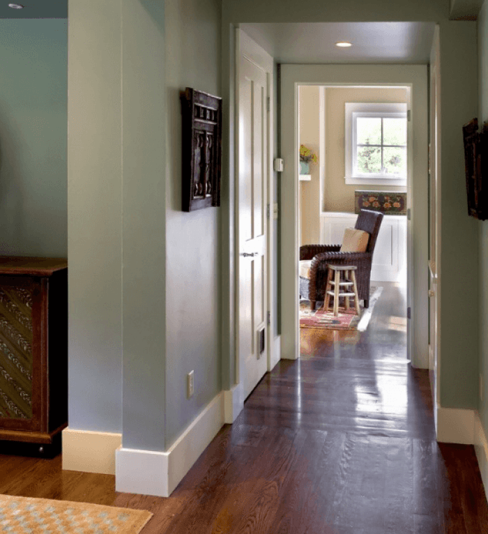 22 popular ideas of baseboards styles and base moldings for Modern baseboard molding styles