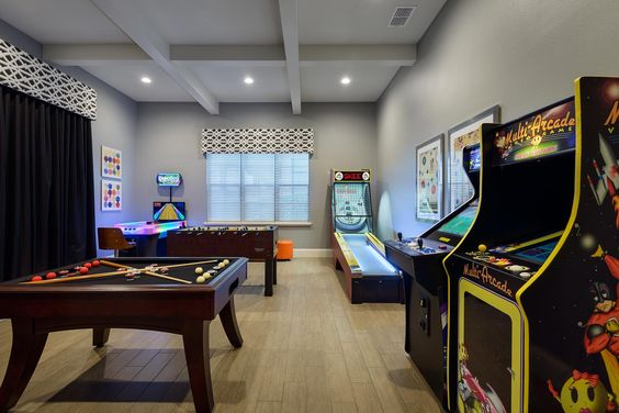 The Best Classy Recreation Room Ideas For A Stress Relief Time At Home