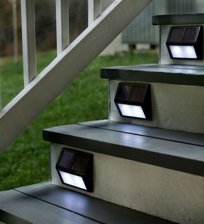 15 Lights For Stairways | Indoor Stair Lights & Outdoor Stair ...