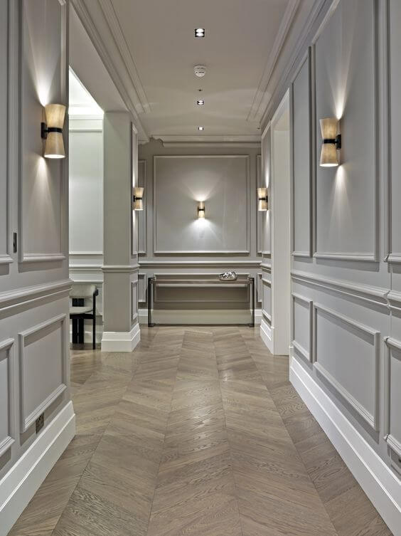 Bon Wainscoting Styles Ideas