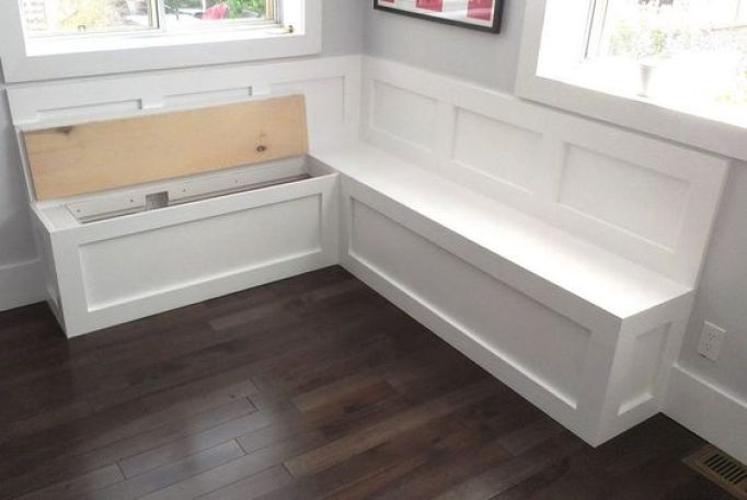 Breakfast Nook Bench