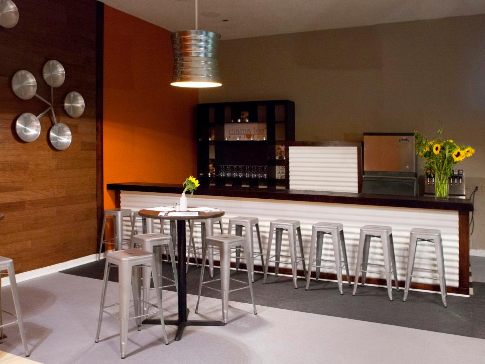 Modern Bar Design Ideas