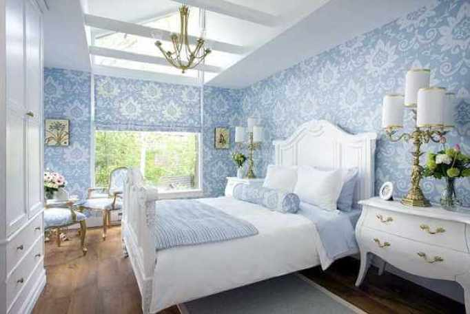 Light Blue Bedroom Colors