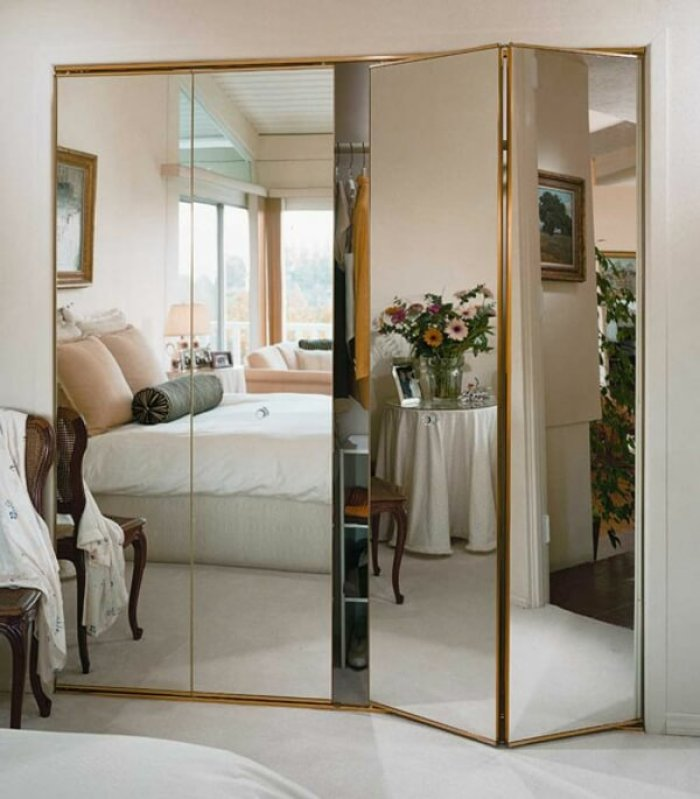 mirror closet doors ideas