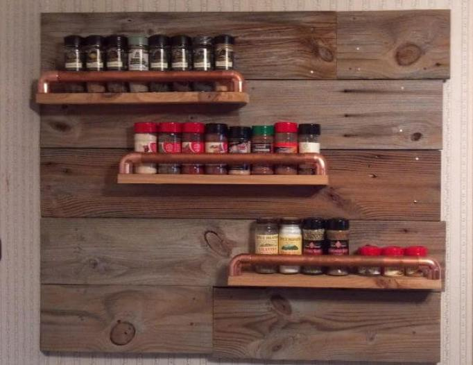 15 Creative Spice Rack Ideas For Small Kitchen And Pantry