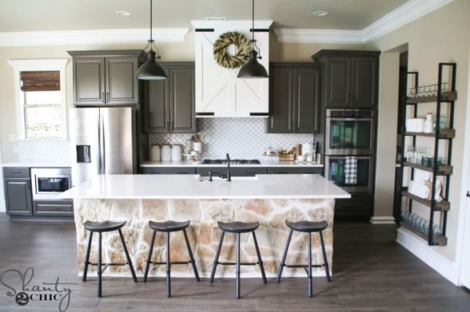 Let's Rock The Kitchen with Natural Stones