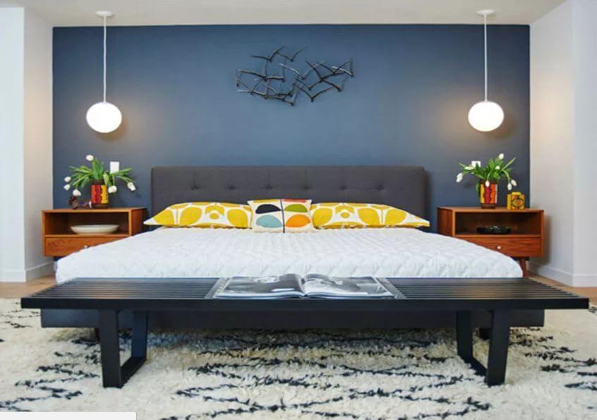 15 Impressive Mid Century Modern Bedroom Designs Reverb