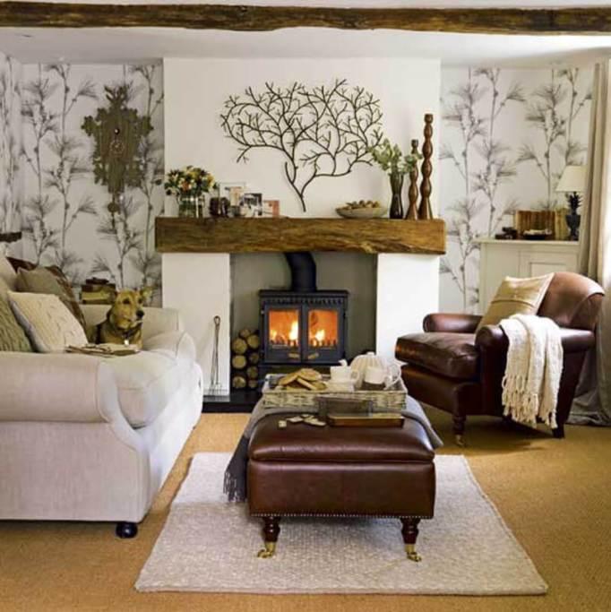 cozy living room design