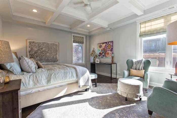 Bedroom Layout Design