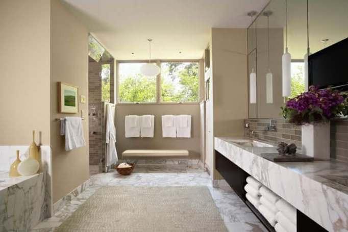 master bathroom layout