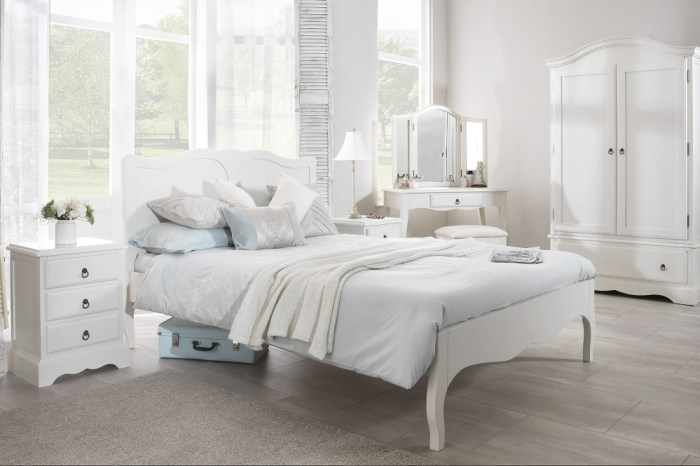 15 White Bedroom Furniture to Turn Your Bedroom Into Heaven - Reverb