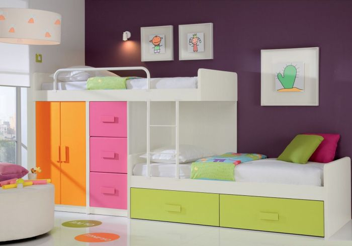 kids white bedroom furniture
