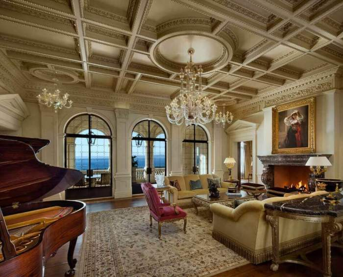 pictures of luxury living rooms