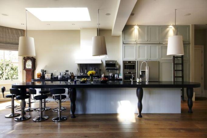 mid century modern kitchen light fixtures