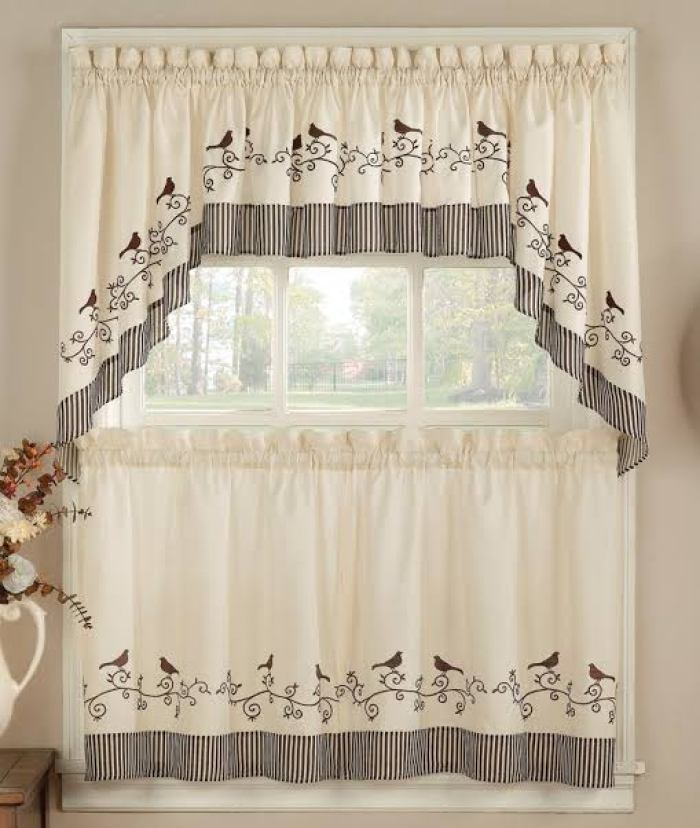 Kitchen curtain ideas with pictures