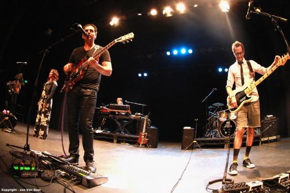[Live Review] DWEEZIL ZAPPA (Sydney)