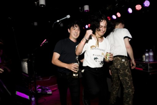 Live Review] LAST DINOSAURS (Canberra) - Reverb Magazine Online