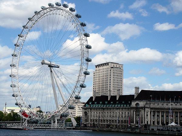 London eye British Airways