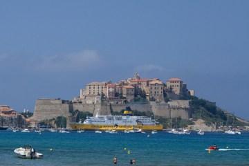 La Corse avec Corsica Ferries