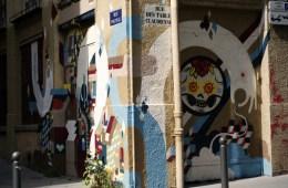 Street Art à Lyon