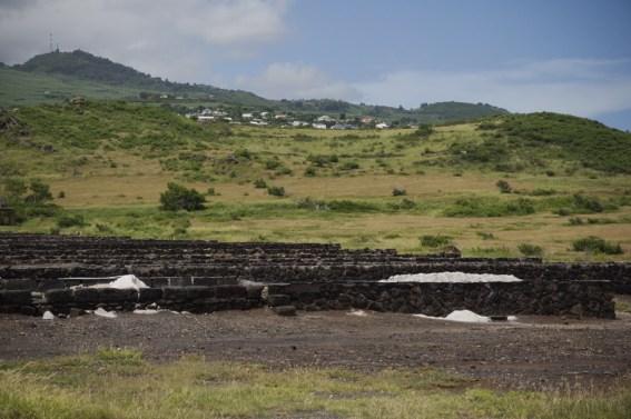 Les salines de la pointe au sel - La Réunion