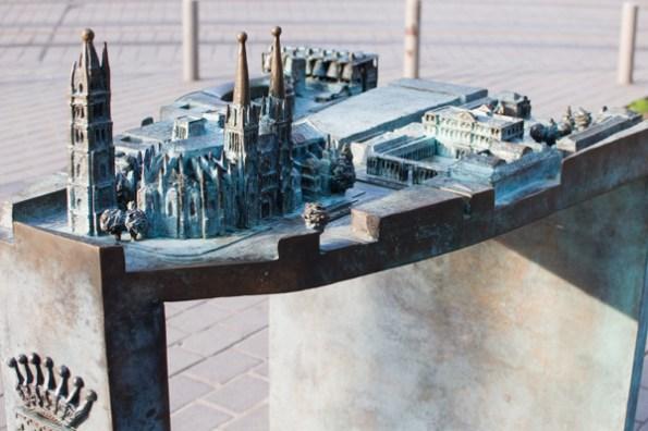 Maquette en métal dans Bordeaux