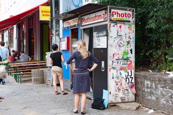 Photo automat Berlin