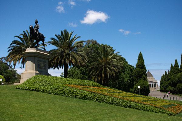 Melbourne Royal Botanic Garden