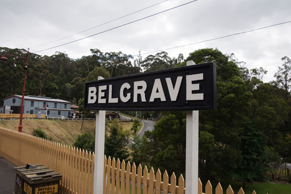 Puffing Billy Belgrave