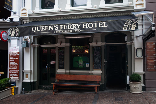 Queens Ferry Hotel Auckland
