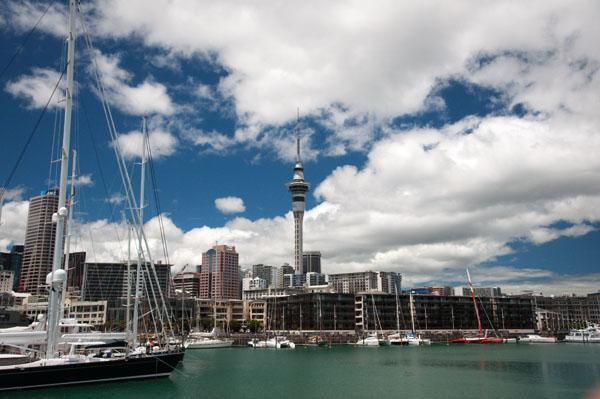 Port de Auckland