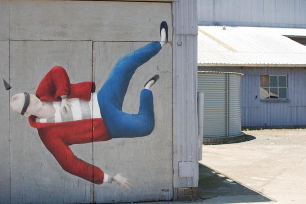 OUTPOST street art sydney