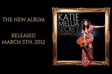 Sortie de l'album Secret Symphony de Katie Melua // © Katie Melua