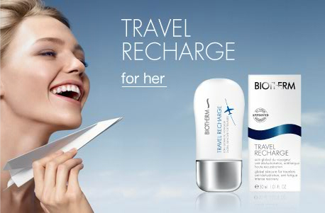Travel Recharge de Biotherm