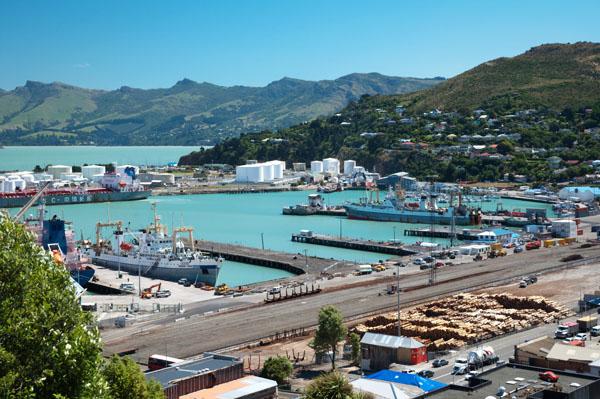 Lyttelton Nouvelle-Zélande