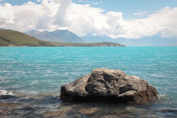 Lake Tekapo Nouvelle-Zélande