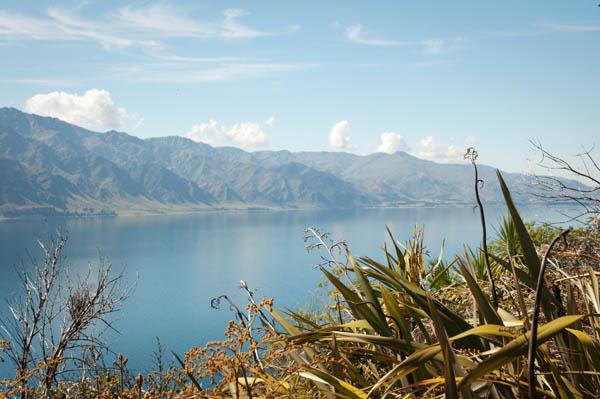 Lake Wanaka en Nouvelle-Zélande