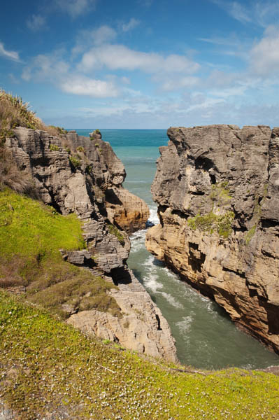 Pancake Rocks & Blowholes Nouvelle Zélande