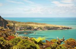 Cape Foulwind en Nouvelle-Zélande