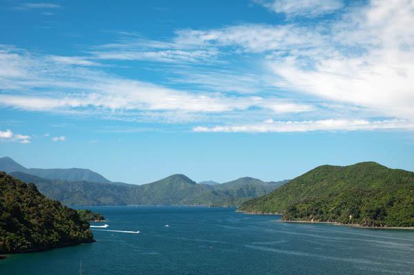 Ferry Interislander Nouvelle Zélande