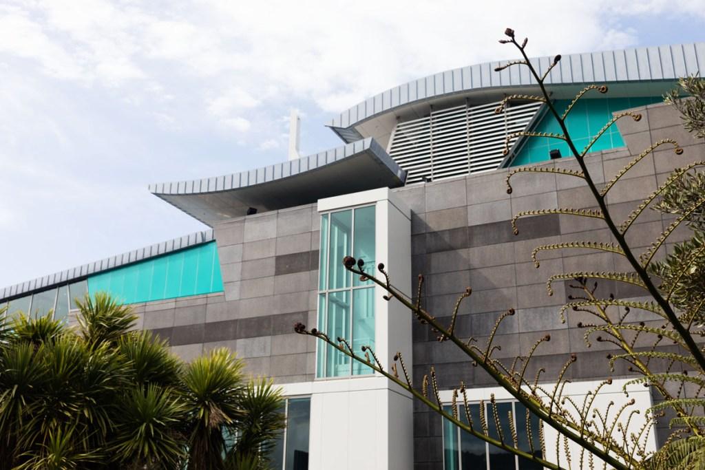 Te Papa museum Wellington