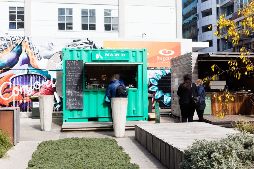 Food truck de Wellington
