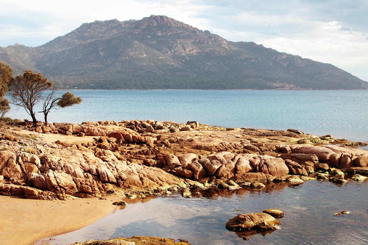 Coles Bay Tasmanie