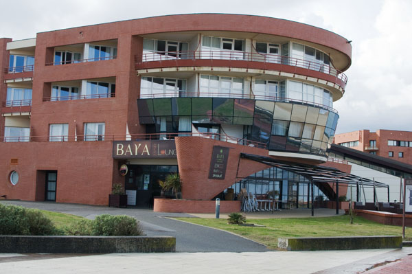Le Baya Hôtel à Capbreton
