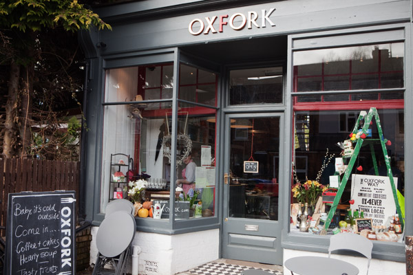 Oxfork coffee